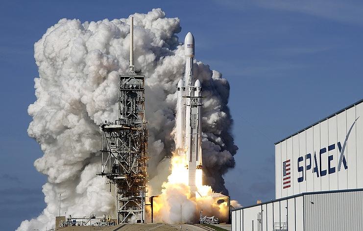 SpaceX планирует перестроить космодром имени Кеннеди