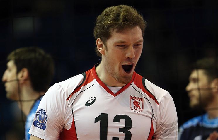 ВолейболистыРФ обыграли Польшу в«Финале шести» Лиги наций