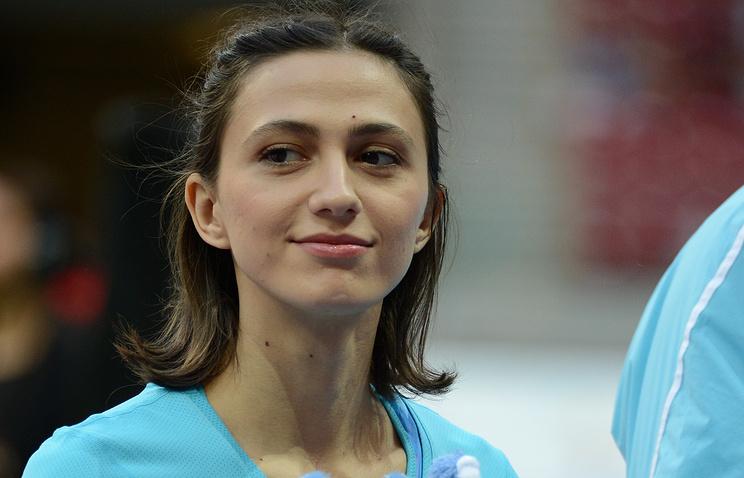 Русская  прыгунья ввысоту Ласицкене прервала серию из45 побед