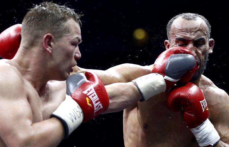 Житель россии Федор Чудинов защитил титул WBA International