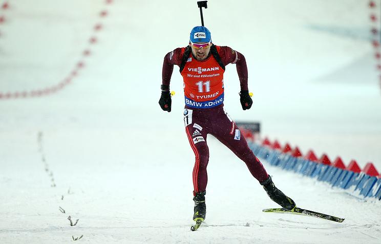 Русский биатлонист Шипулин пока незнает, будетли продолжать карьеру