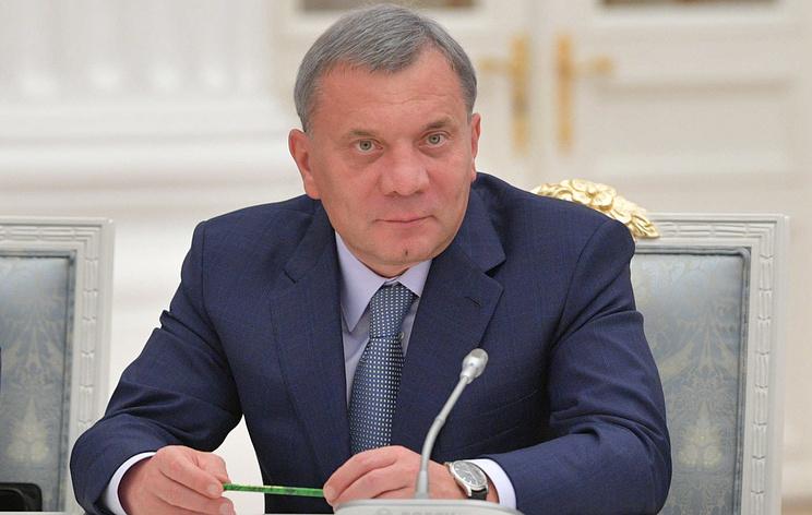 Вице-премьер Борисов предупредил о вероятном срыве сроков поставки кораблей для ВМФ
