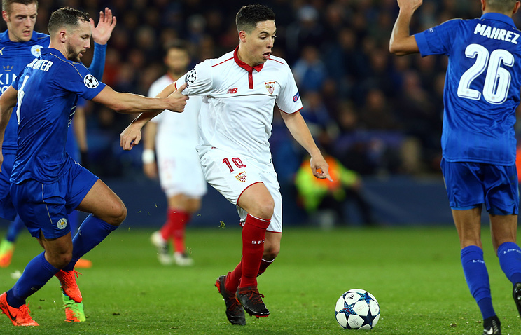 УЕФА принял решение увеличить срок дисквалификации Насри до18 месяцев