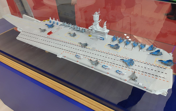Future russian aircraft carriers. #3 - Page 3 4778961