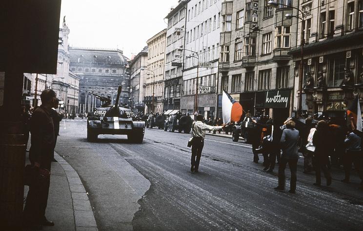 Парламент Чехии назвал операцию «Дунай» «актом вторжения»