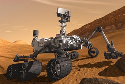 Curiosity, фото www.nasa.gov