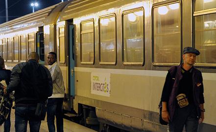 Северный вокзал, Париж. Фото EPA/ИТАР-ТАСС