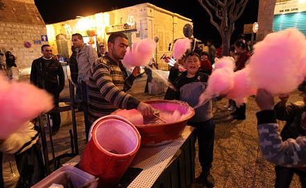 Рождество в Вифлееме. Фото EPA/ИТАР-ТАСС