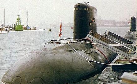 "ДЭПЛ проекта 636.3 ""Кило"" для ВМФ РФ"
