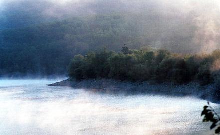 Неберджаевское водохранилище. Фото ИТАР-ТАСС