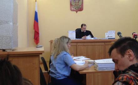 Фото адвоката фонда Анастасии Удеревской