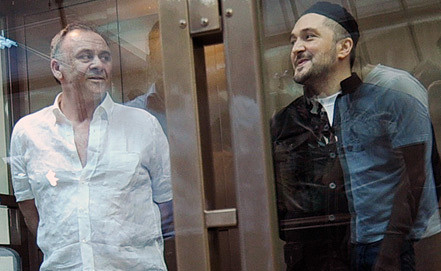 Лом-Али Гайтукаев и Рустам Махмудов. Фото из архива ИТАР-ТАСС