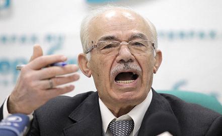 Лидер Национального координационного комитета Хасан Абдель Азим. Фото EPA/ИТАР-ТАСС