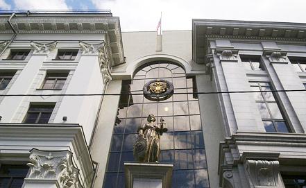 Верховный суд России. Фото Андрея Тарасова