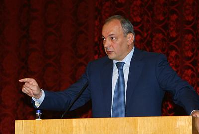 Президент Республики Дагестан Магомедсалам Магомедов