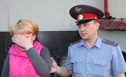 Фото руководителя пресс-службы Главного Управления МВД РФ по Свердловской области Валерия Горелых