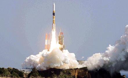 H-2A. Фото EPA/ИТАР-ТАСС