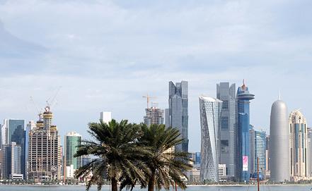 Доха, Катар, фото EPA/ИТАР-ТАСС