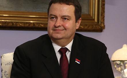 Премьер-министр Сербии Ивица Дачич. Фото ИТАР-ТАСС/ Екатерина Штукина