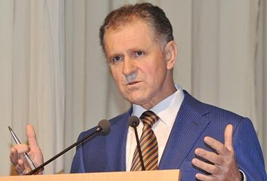 Президент Удмуртии Александр Волков