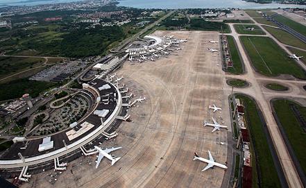 Аэропорт в Рио-де-Жанейро. Фото из архива EPA/ИТАР-ТАСС