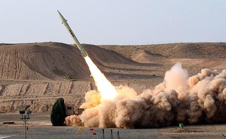 Фото EPA/Министерство обороны Ирана/ИТАР-ТАСС