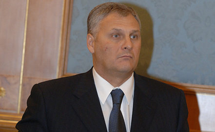 Александр Хорошавин. Фото ИТАР-ТАСС
