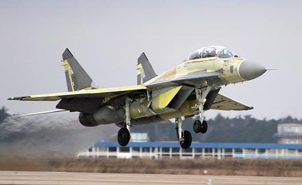 Истребитель МиГ-29К, фото ИТАР-ТАСС