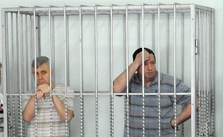 Василий Крутько и Виктор Жданов. Фото ИТАР-ТАСС/ Иван Чумаш
