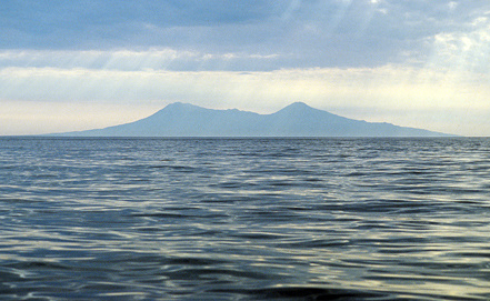 Охотское море. Фото ИТАР-ТАСС