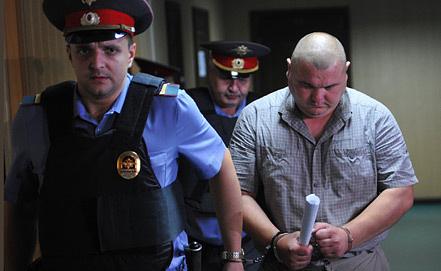 Бывший сотрудник полиции Юрий Луньков, Фото ИТАР-ТАСС/ Антон Новодережкин
