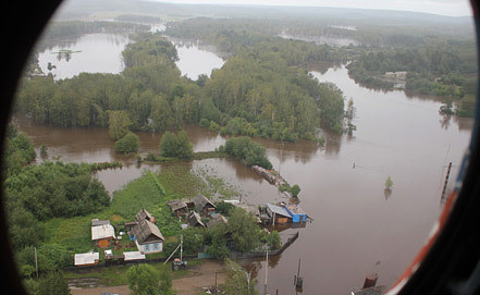 Фото ИТАР-ТАСС/ Пресс-служба Дальневосточного регионального центра МЧС