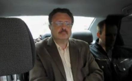 Стоп-кадр оперативной съемки Московского уголовного розыска