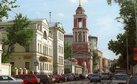 Пятницкая улица. Фото ИТАР-ТАСС
