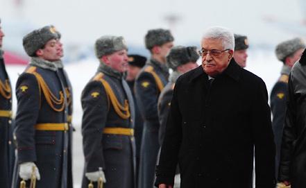 Махмуд Аббас. Фото ИТАР-ТАСС