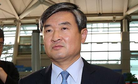 Глава делегации Республики Корея Чхо Дэ Ён. Фото EPA/ИТАР-ТАСС