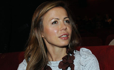 Председатель совета директоров Forward Media Group Полина Дерипаска. Фото ИТАР-ТАСС/ Валерий Шарифулин