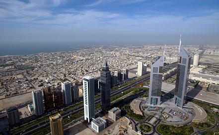 Дубай. Фото EPA/ИТАР-ТАСС