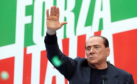 Сильвио Берлускони, фото из архива EPA/ИТАР-ТАСС