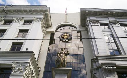 Верховный суд РФ. Фото Андрея Тарасова