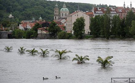 Прага. Фото EPA/ИТАР-ТАСС