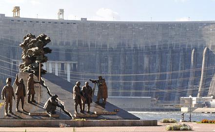 Саяно-Шушенская ГЭС, 2009 год. Фото ИТАР-ТАСС