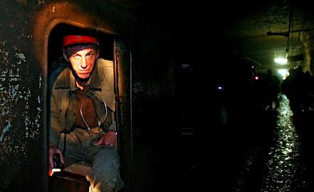 "Шахта ""Ленинградская"", г. Сланцы. Фото ИТАР-ТАСС"