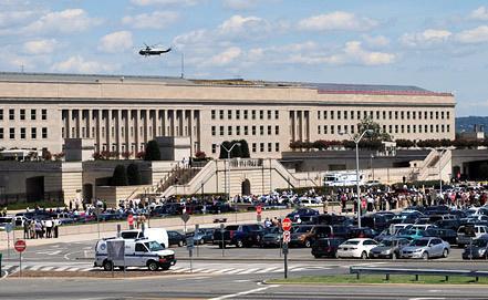 Пентагон. Фото EPA/ИТАР-ТАСС