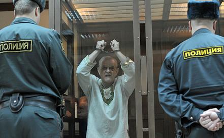 Владимир Квачков во время оглашения приговора. Фото ИТАР-ТАСС