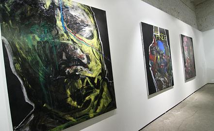 """Выставка """"Духовная брань"""". Фото ИТАР-ТАСС"""