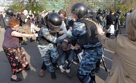 """Марш миллионов"". 6 июня. Фото ИТАР-ТАСС"