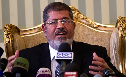 Мухаммед Мурси. Фото EPA/ИТАР-ТАСС