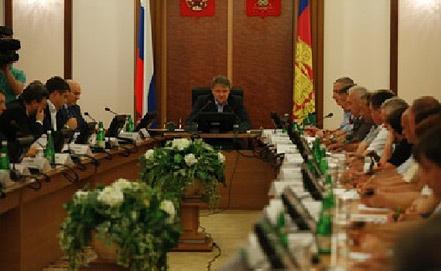 Фото с официального сайта Администрации Краснодарского края