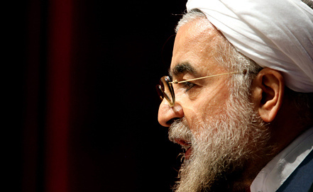 Хасан Роухани. Фото EPA/ИТАР-ТАСС